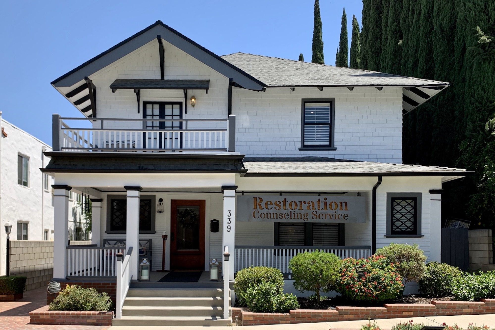 our Redlands counseling home